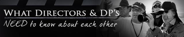 DPs and Directors Header