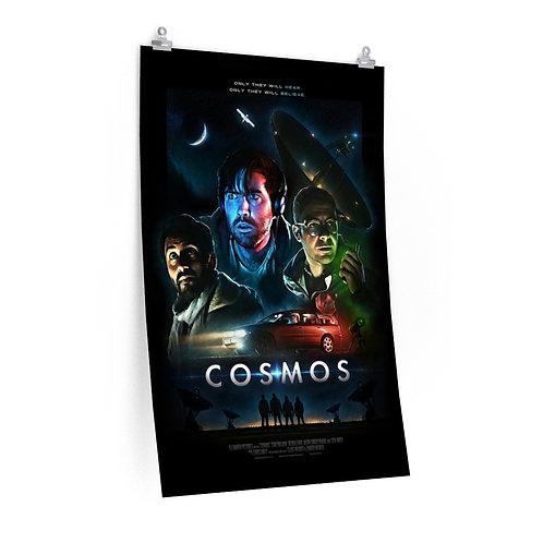 COSMOS Movie Poster (Theatrical) - Ships from US