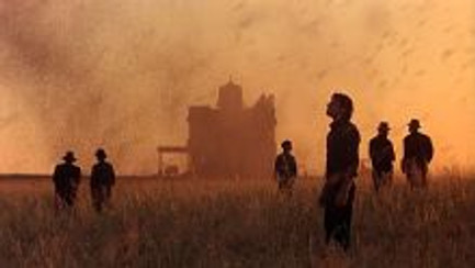 Days of Heaven, Dir. Terrence Malick. 1978
