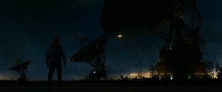 COSMOS - Radio Telescopes