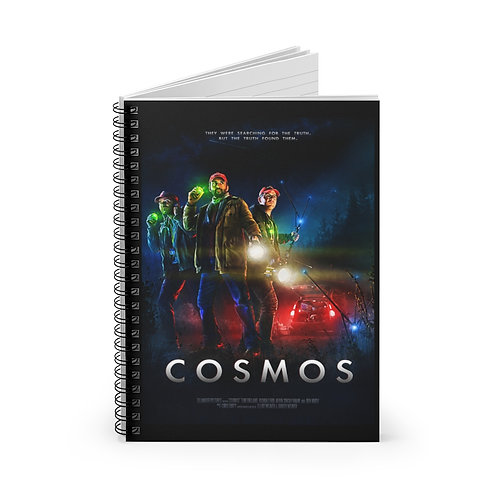 """COSMOS Notebook (""""The Astro-Nuts"""") - Ships from US"""