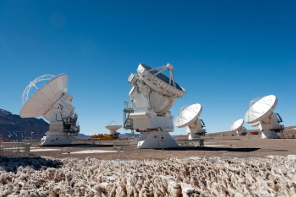 First_7-metre_ALMA_Antenna