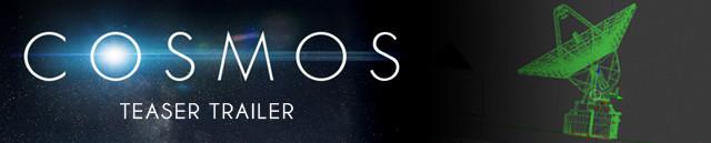 COSMOS Banner Teaser Trailer