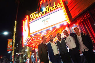 COSMOS US Film Premiere
