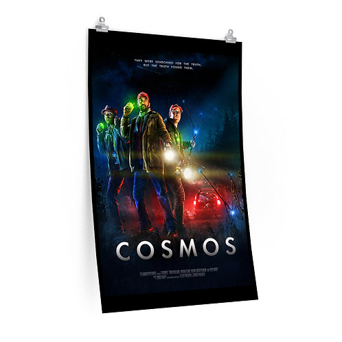 """COSMOS Movie Poster (""""The Astro-Nuts"""") - Ships from US"""