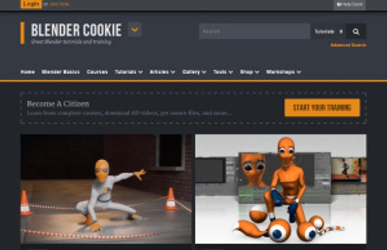 BlenderCookie