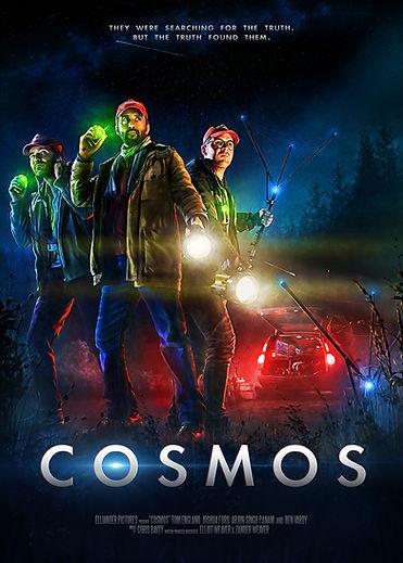 COSMOS Teaser Poster