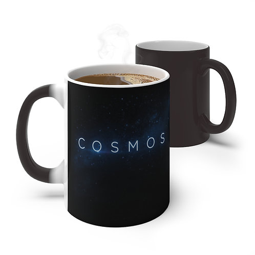 COSMOS Color Changing Mug