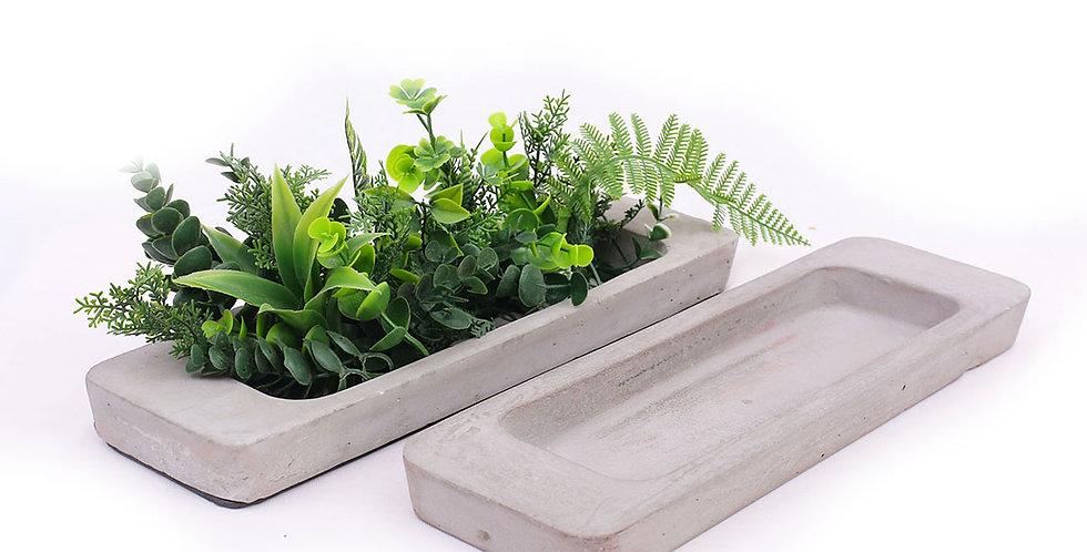 Shallow Tray Planter