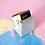 Thumbnail: Concrete Cube Card Holder