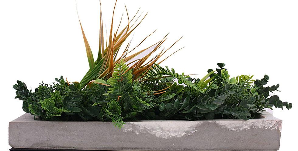 Flat Large Rectangle Planter