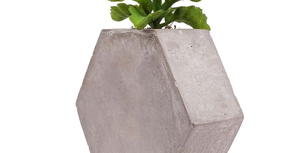 Standing Hex Vase