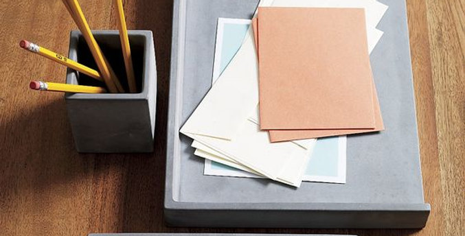 Office Desk Essentials - Set of 3