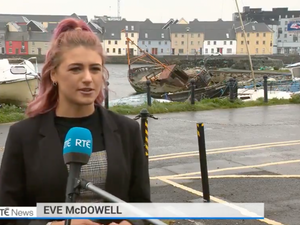 WATCH: Eve and Una on RTE News