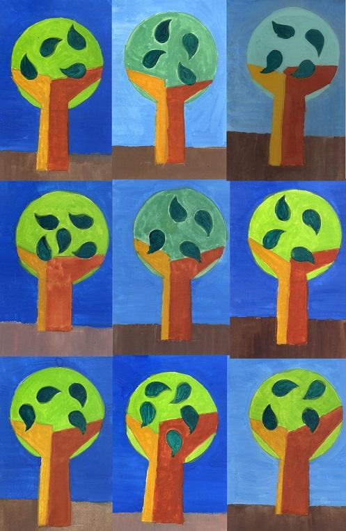 Humanoid Trees
