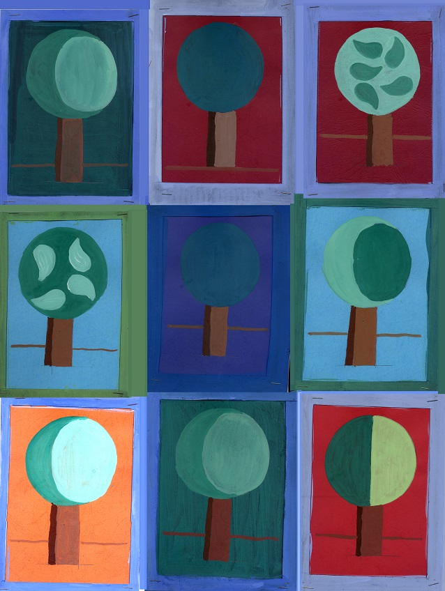 Garden of Colours