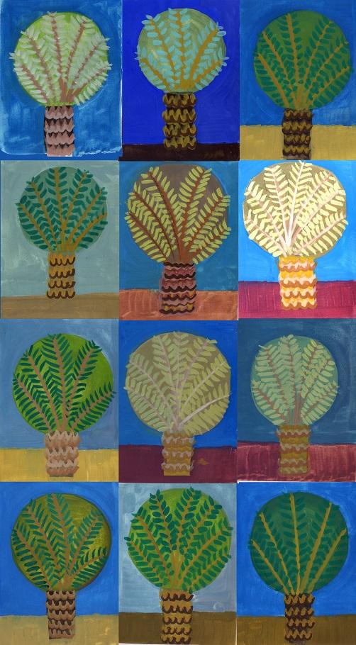 Palm Trees [2]