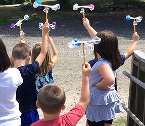 kids summer science