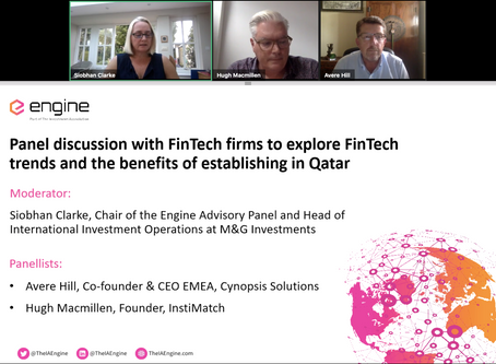 Concluding the Webinar: FinTech Developments and Investment Opportunities in Qatar