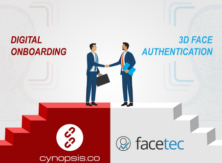 Cynopsis Solutions Has Partnered With FaceTec!