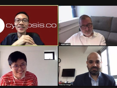 Concluding the Roundtable Webinar at 2020 RegTech Summit