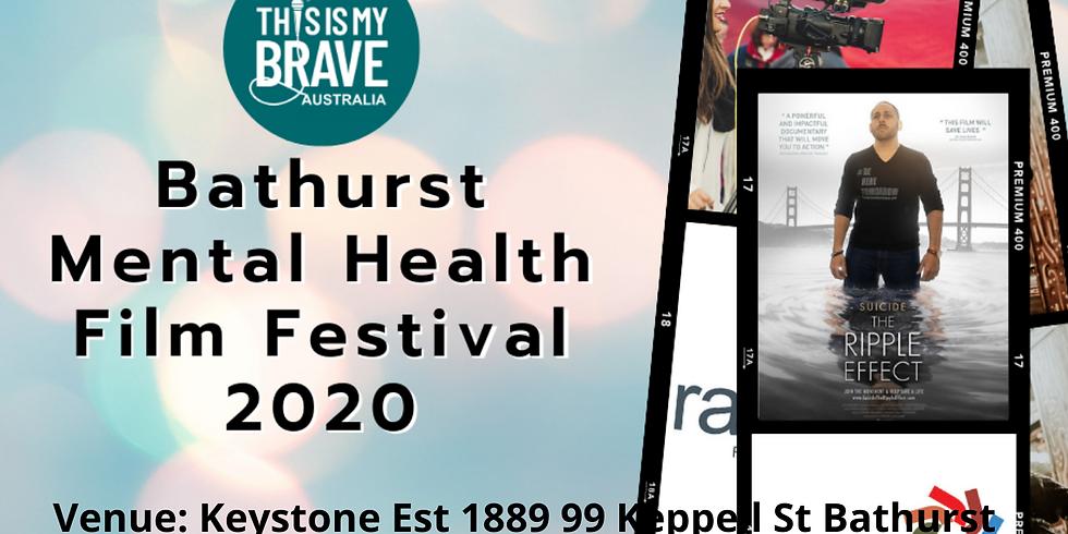 Bathurst Mental Health Film Festival