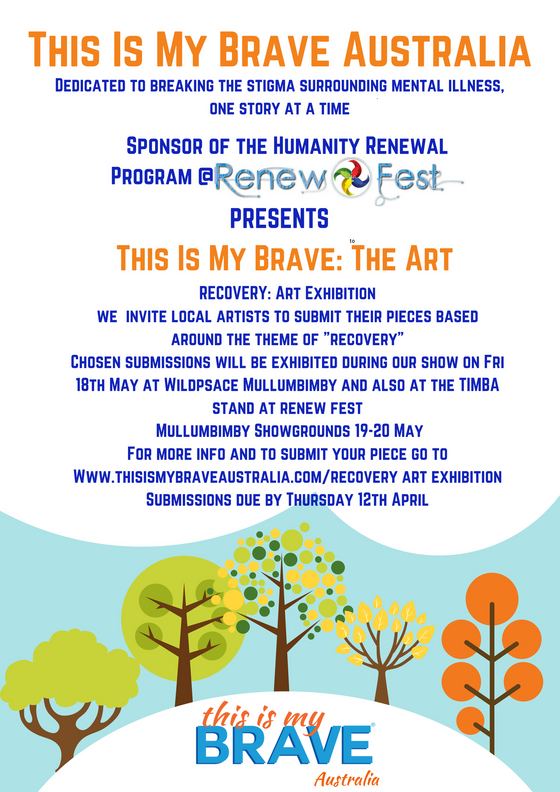 Exciting news TIMBA The Art Show