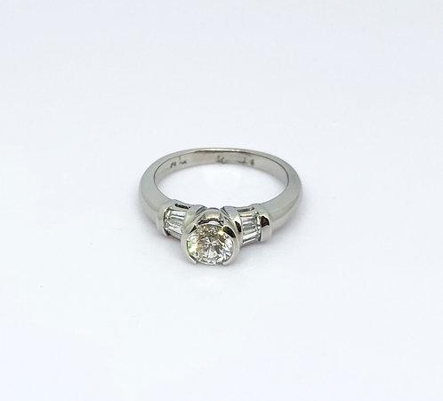 Bravo Jewelers Engagement Ring