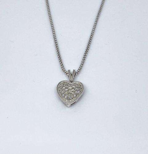 Bravo Jewelers Diamond Pendant