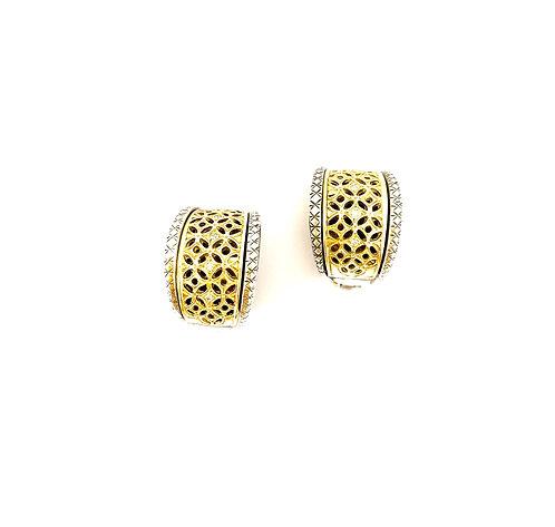 Konstantino Diamond Earrings