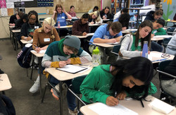 teen writers, JustWrite, high school writing competition