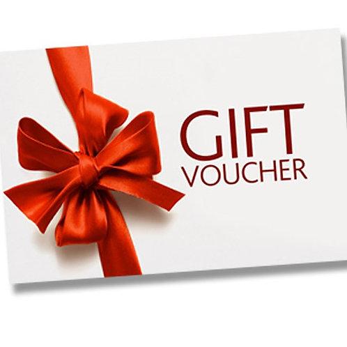 £50 Online Gift Voucher