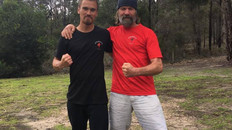 "Working with Wim Hof ""The Iceman"""