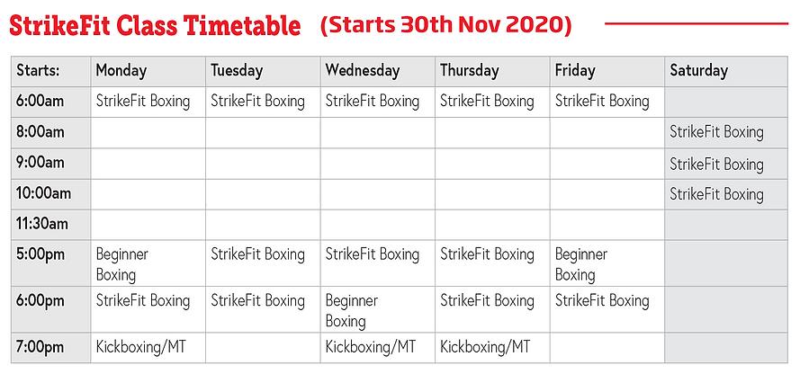 Strikefit Timetable6.png