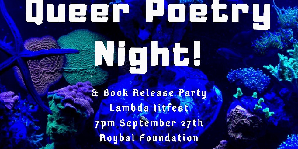 Queer Poetry Night