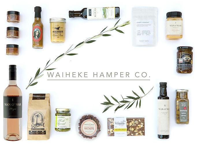 Waiheke Gift Baskets and Hampers