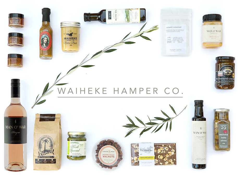 Waiheke Gift Baskets and Hampers