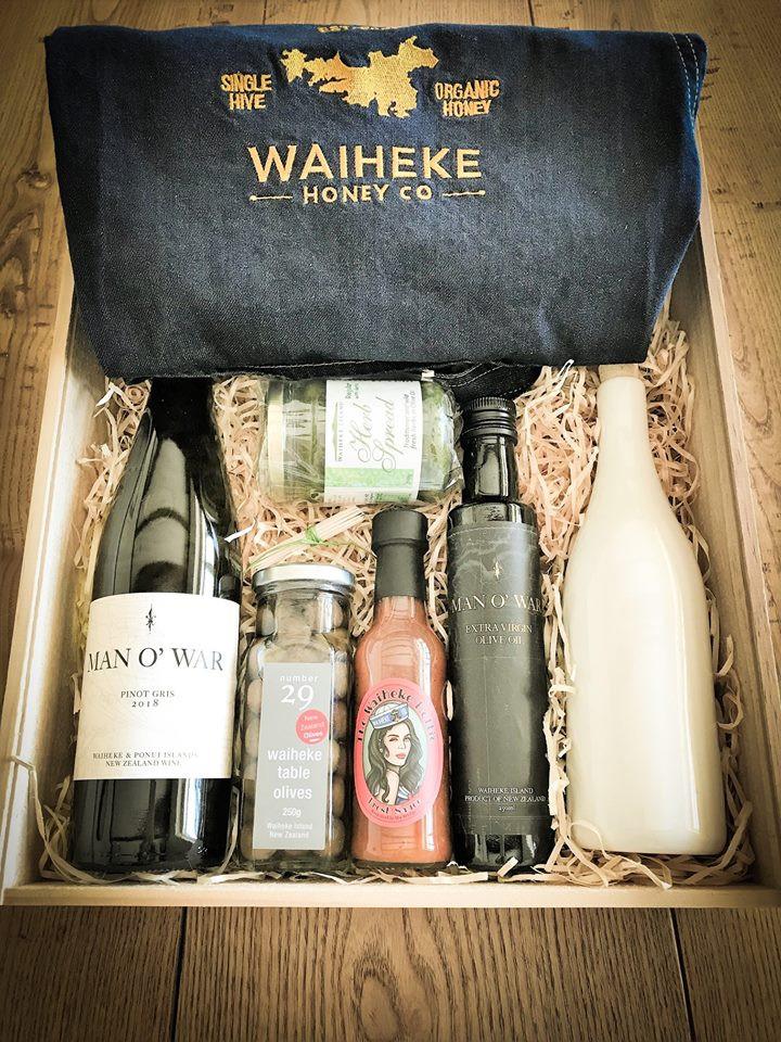 Waiheke Gift Hamper Basket