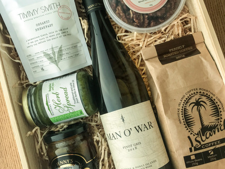 Tailor made Waiheke Hamper
