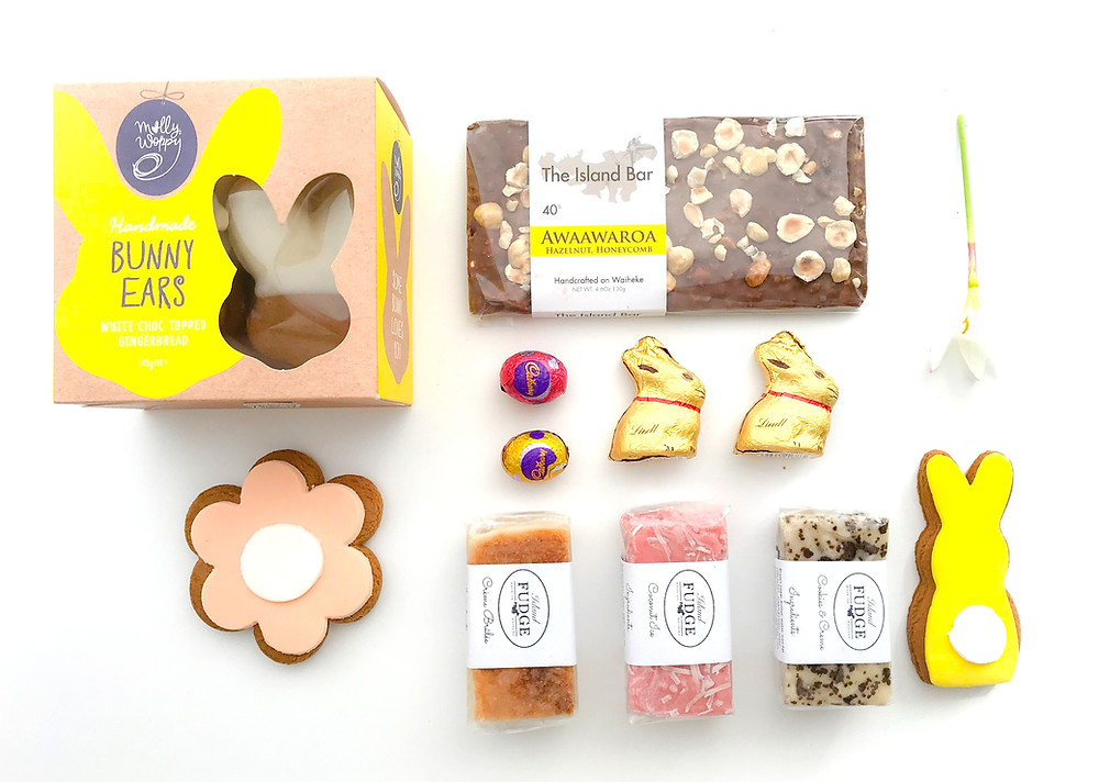 Sweet Easter Treats Gift Baskets and Hampers