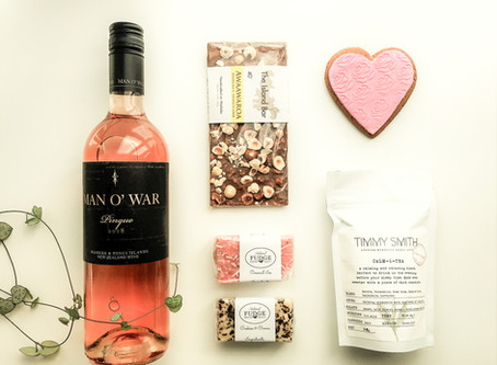 Design Your Own Gift Basket - Mothers Day Love!