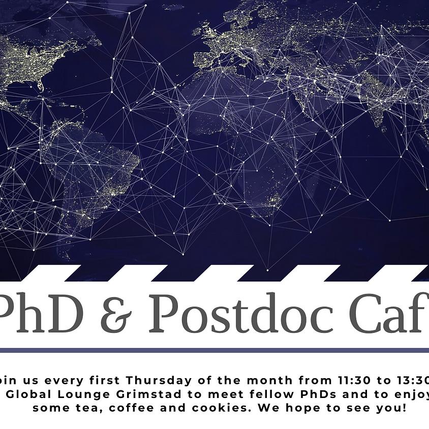PhD & Postdoc Cafe - Campus Grimstad