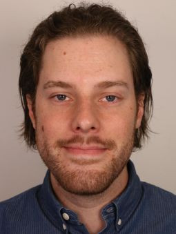 Johan Erik Andersen- candidate for the position of Communication and marketing coordinator at UiAdoc