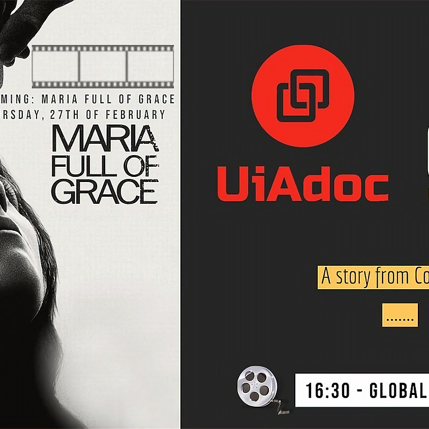 UiAdoc Cinema Club - Maria full of Grace (2004)
