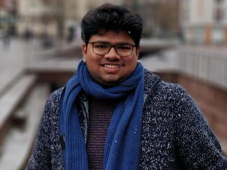 Saishashank Balaji - candidate for the position of Treasurer of UiAdoc