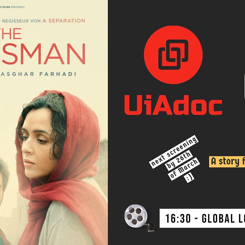 CANCELLED- UiAdoc Cinema Club - The Salesman