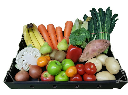 Family Fruit & Veg Box - Non Organic