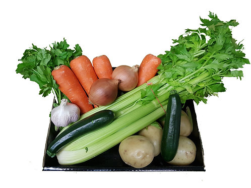 Vegetable Soup Box - Non Organic