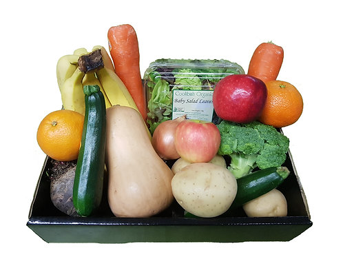 Small Fruit & Veg Box - Organic