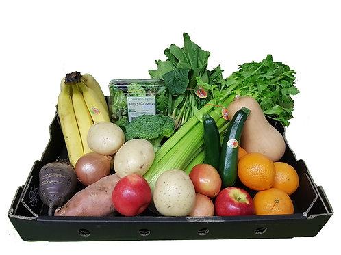 Family Fruit & Veg Box - Organic